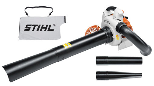 STIHL SH 86 C-E Comfortable and convenient with STIHL ErgoStart