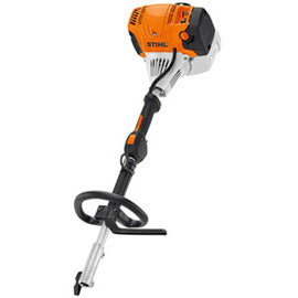 STIHL KM 131 R Professional KombiEngine with great performance for work throughout the day