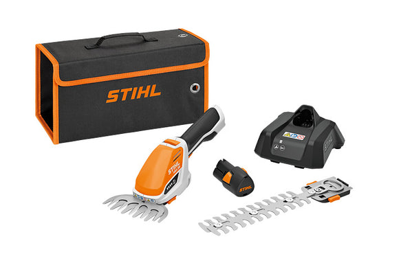 STIHL HSA 26 Cordless garden shears for shrubs and grass