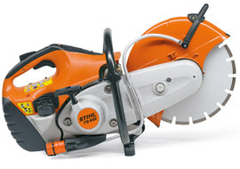 "STIHL TS 410 Compact and robust 3.2-kW cut-off machine (300mm/12"" cutting wheel)"