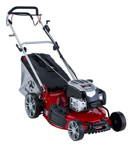 "GARDENCARE LMX51SP 51cm (20"") 'TO THE EDGE' 3-in-1 SELF PROPELLED LAWN MOWER"