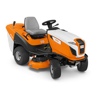 STIHL RT 5097 C Comfortable ride-on mower for a precise finish