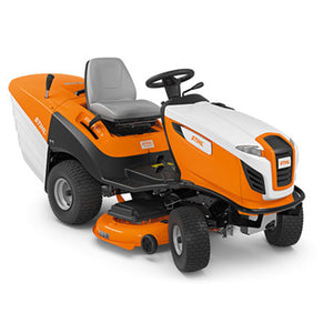 STIHL RT 5112 Z High-performance ride-on mower with wide cutting width