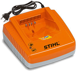 STIHL AL 300 Quick charger For both AK and AP System batteries