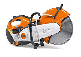 STIHL TS 420 Compact and robust 3.2-kW cut-off machine (350mm cutting wheel)