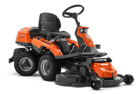 HUSQVARNA R 216T Ride-on Mower with choice of cutting widths