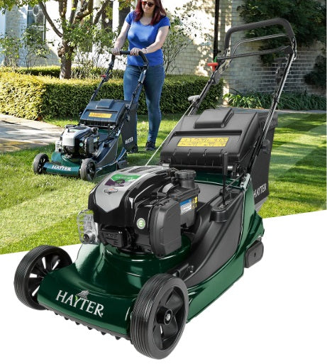 hayter harrier 48 lawn mower