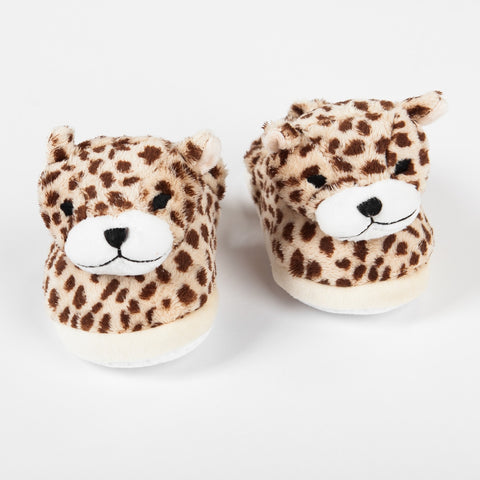 ChiChi the Cheetah Slippers