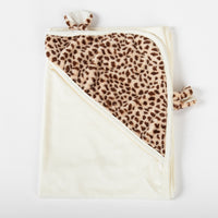 ChiChi the Cheetah Swaddle Blanket