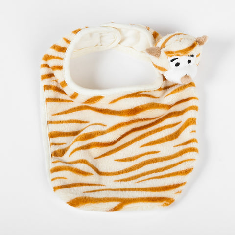 Jax the Tiger Bib