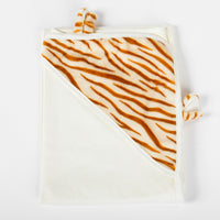 Jax the Tiger Swaddle Blanket