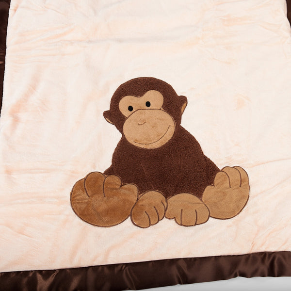 Kona the Monkey Blanket