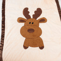 Mellven the Moose Blanket