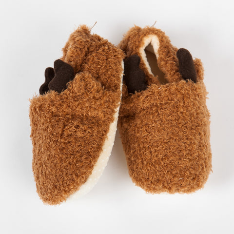 Mellven the Moose Booties