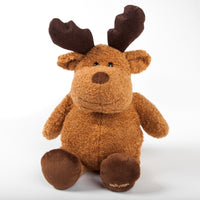Mellven the Moose Plush Toy