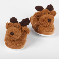 Mellven the Moose Slippers