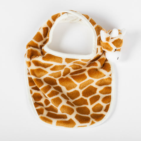 Millie the Giraffe Bib