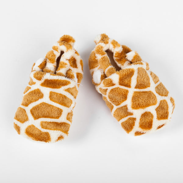 Millie the Giraffe Booties