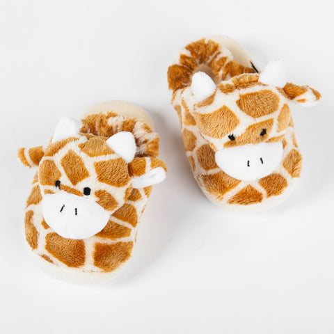 Millie the Giraffe Slippers