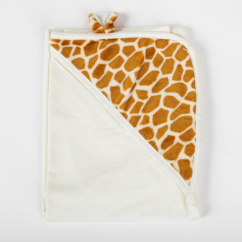 Millie the Giraffe Swaddle Blanket
