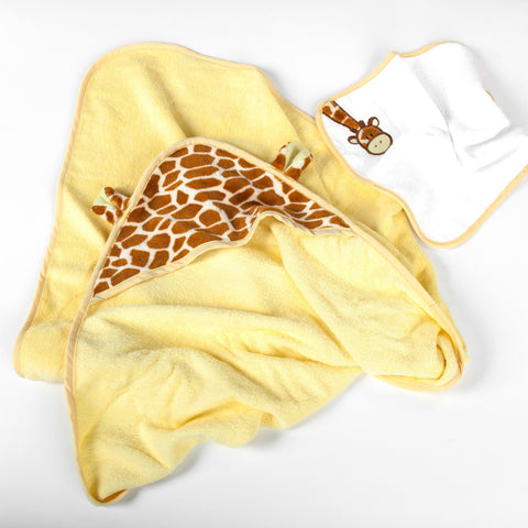 Millie the Giraffe Towel Set