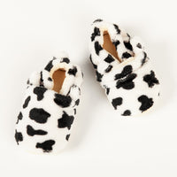 Mooky the Cow Booties