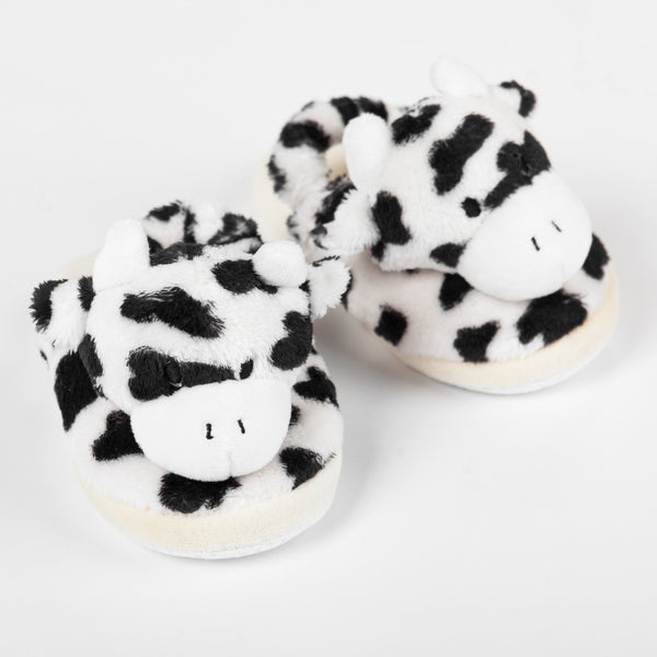 Mooky the Cow Slippers