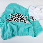 Mooky the Cow Towel Set