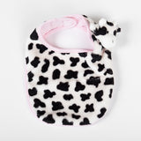 Mooky the Cow Bib