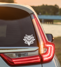 Load image into Gallery viewer, Lotus Mandala Decal