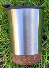 Load image into Gallery viewer, Personalised Stainless Steel Coffee Tumblers