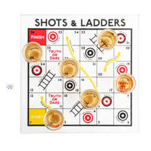 Load image into Gallery viewer, Shooters & Ladders Drinking Game
