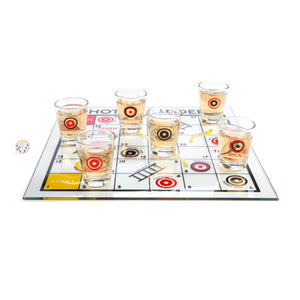 Shooters & Ladders Drinking Game
