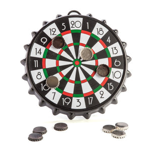 Magnetic Bottle Cap Darts Drinking Game