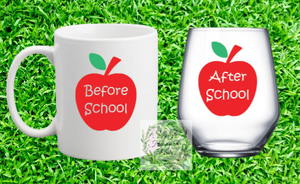 Before/After School Set