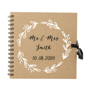 Personalised Memento Book