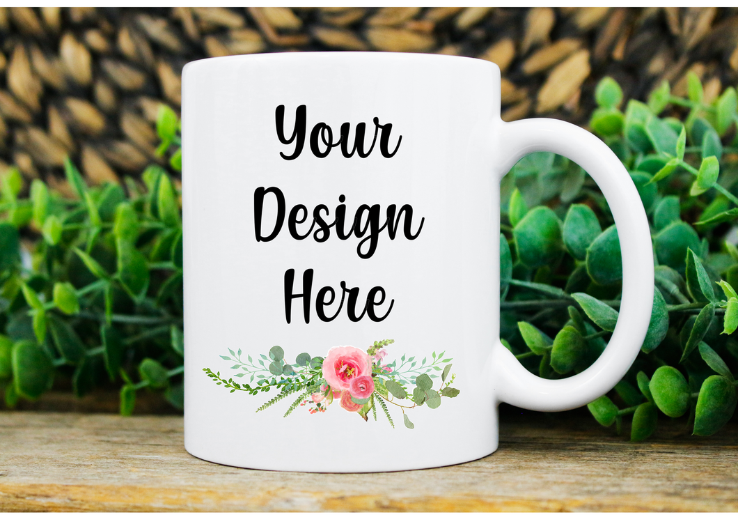 Custom 11oz Sublimated Mug