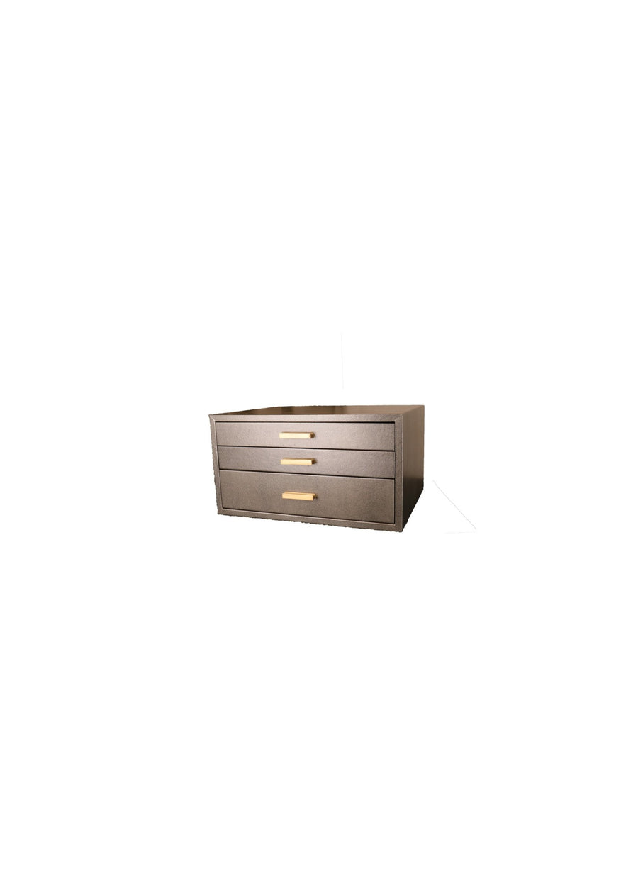 Arca Accessories Storage Leather Armani Casa