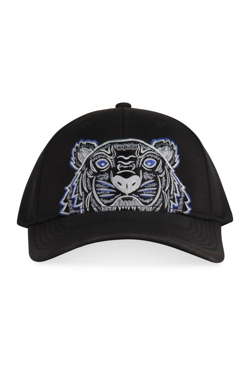 Tiger Cap Kenzo Paris Fashion Accessories Neoprene Blend Adjustable Trend Hipster