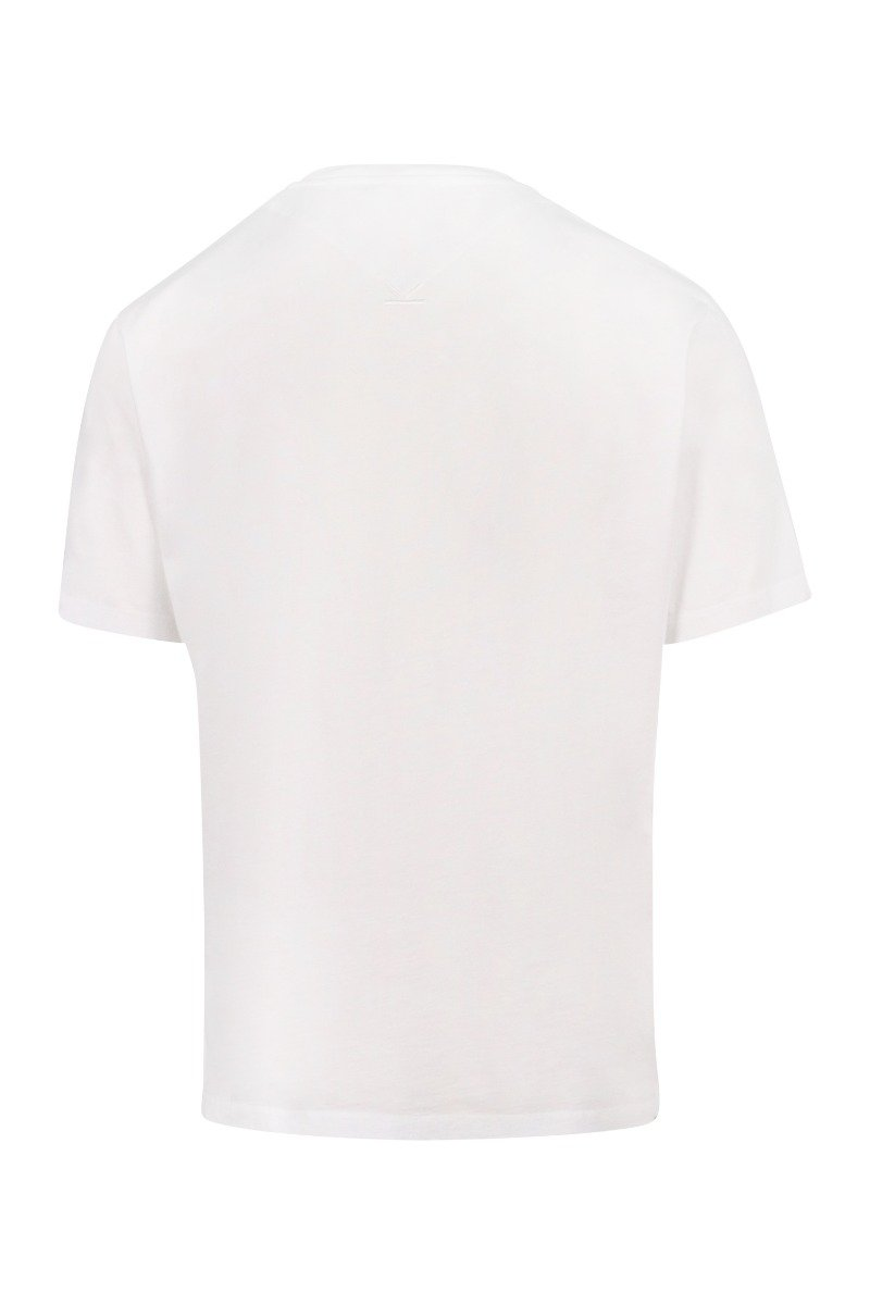 Kenzo Paris T-Shirt Men Fashion Short-Sleeve Cotton Casual Tee