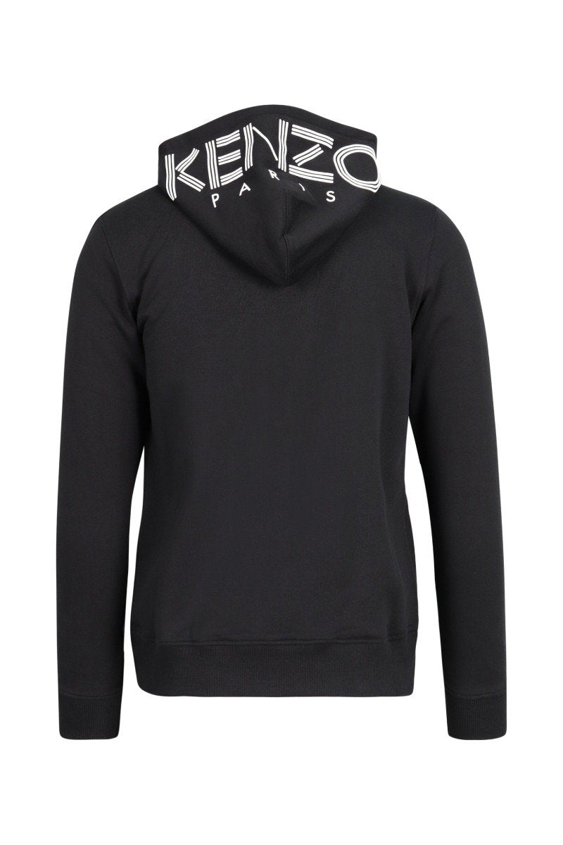 Kenzo Paris Hoodie Men Fashion Cotton Long-Sleeve Trendy Casual Outwear