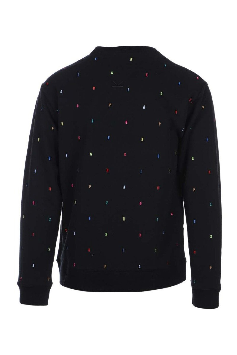 Paradise' Sweatshirt Men Fashion Kenzo Paris Long Sleeve Cotton Casual Top