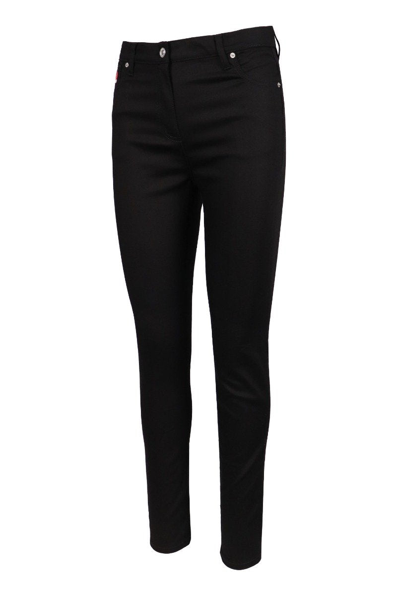 Skinny Jeans Women Fashion Kenzo Paris Long Pants Cotton-blend Casual
