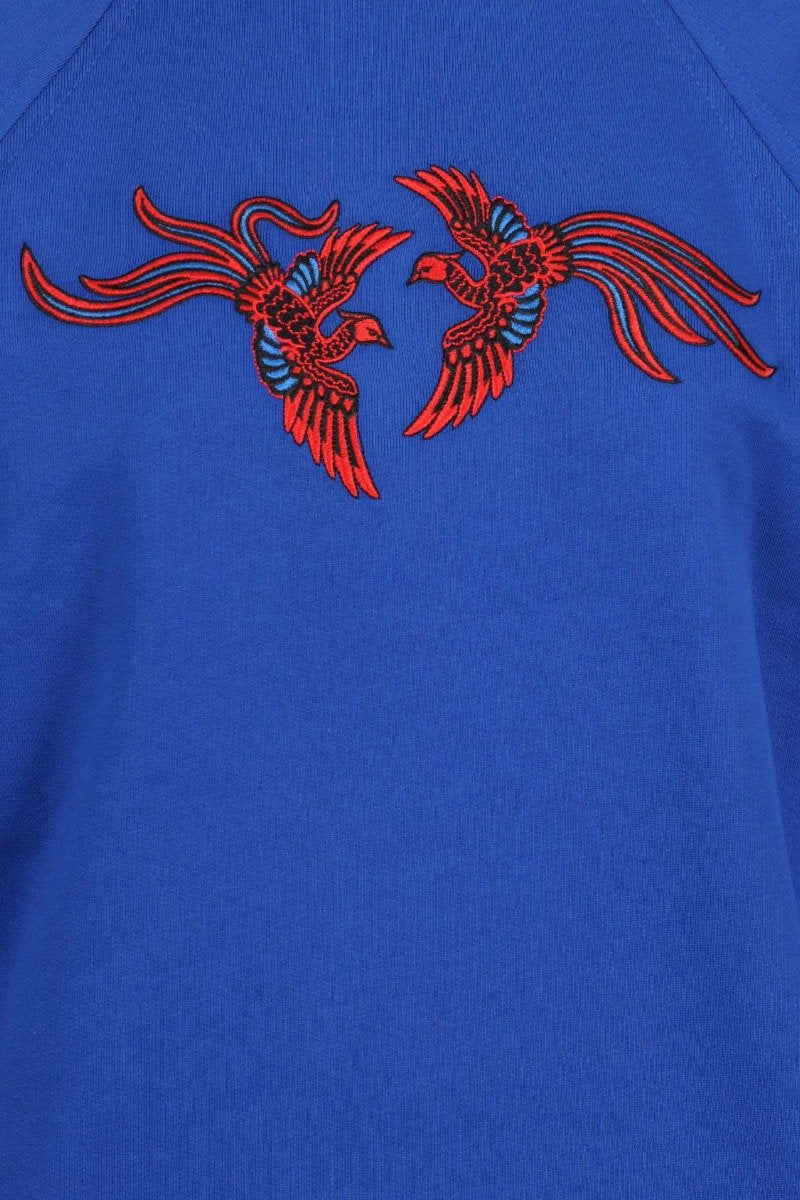 Flying Phoenix Sweatshirt Kenzo Paris Sweater Fashion Menswear Long Sleeves