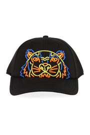 Neon Tiger Cap Men Fashion Kenzo Paris Neoprene Adjustable Hipster Trendy Accessories