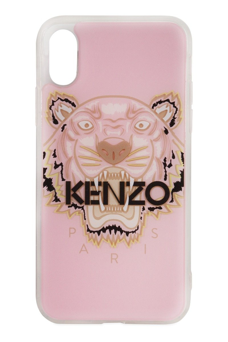 Tiger Iphone X/Xs Phone Case Kenzo Paris Accessories Fashion Lightweight Plastic