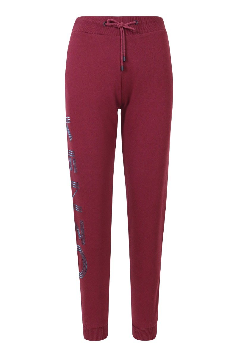 Kenzo Paris Sweatpant Women Fashion Cotton Long Pants Designer Casual Sporty