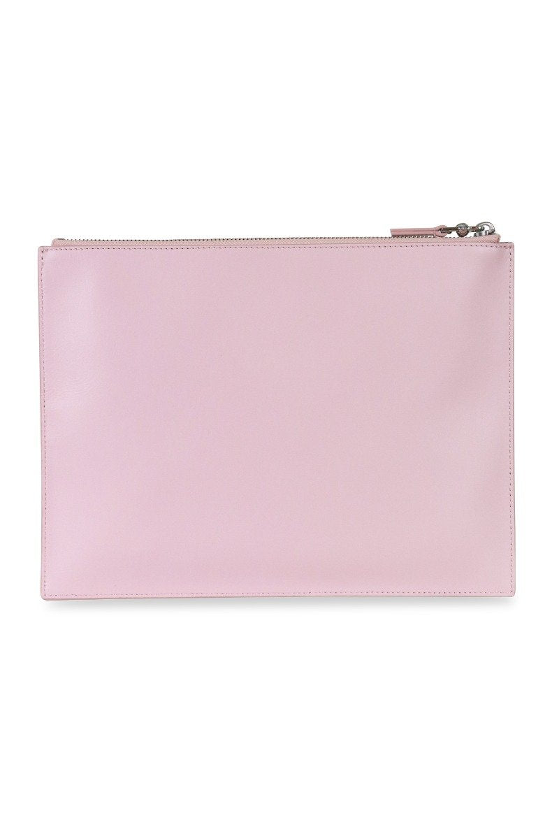 A4 Eye Clutch Paris Kenzo Designer Party Dinner Pink Card Slot Leather Fashion Trendy