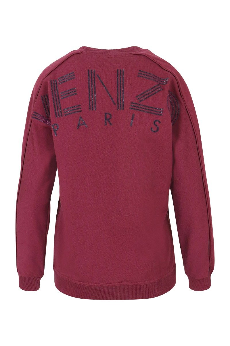 Kenzo Paris Sweatshirt Women Fashion Long-Sleeve Cotton Casual Classic