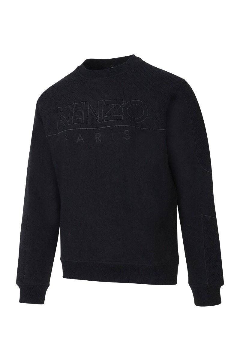 Kenzo Paris Sweatshirt Men Fashion Long-Sleeve Cotton Casual Classic